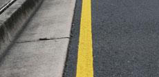 yol çizgisi